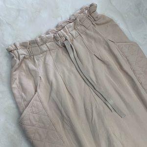 Free People Pants & Jumpsuits - Rare Free People Mckenzi Quilted Pocket Pants